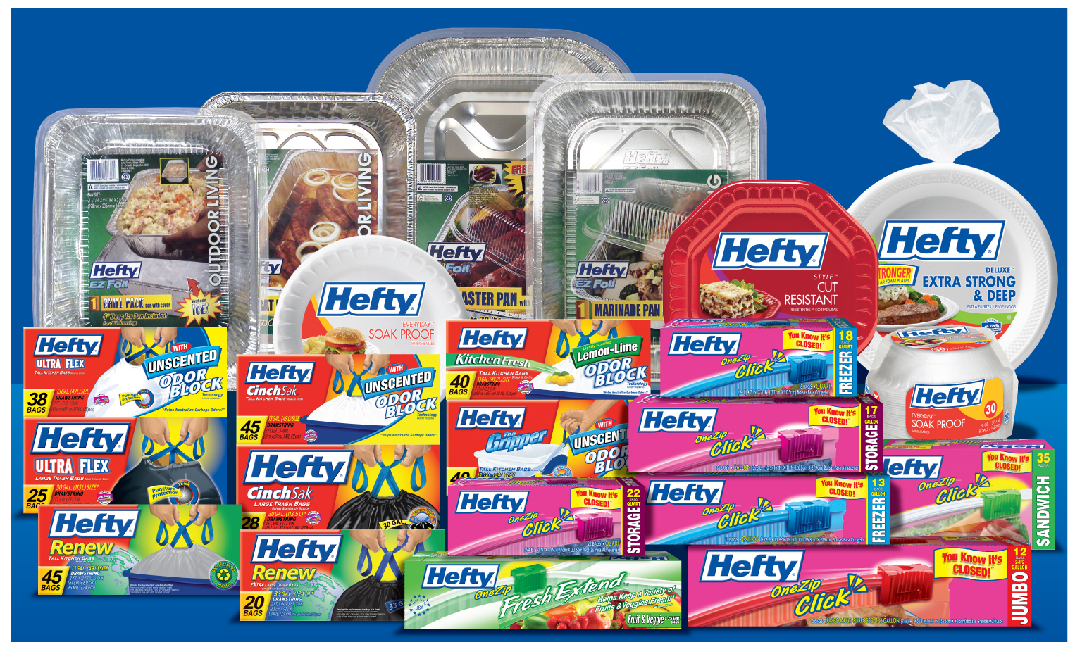 Gt Who S Who Sponsor Spotlight Hefty And Challenge Butter